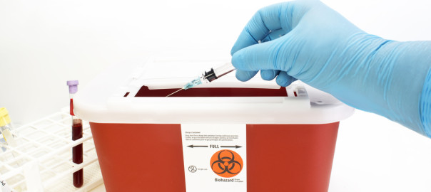 Medical Sharps Disposal and Management