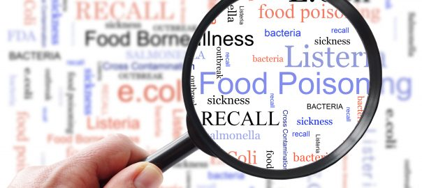 food poisoning, listeria